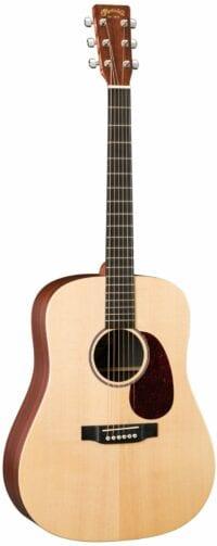 Martin - DX1AE Akoestische gitaar met Fishman preamp