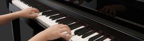 piano en keyboardles